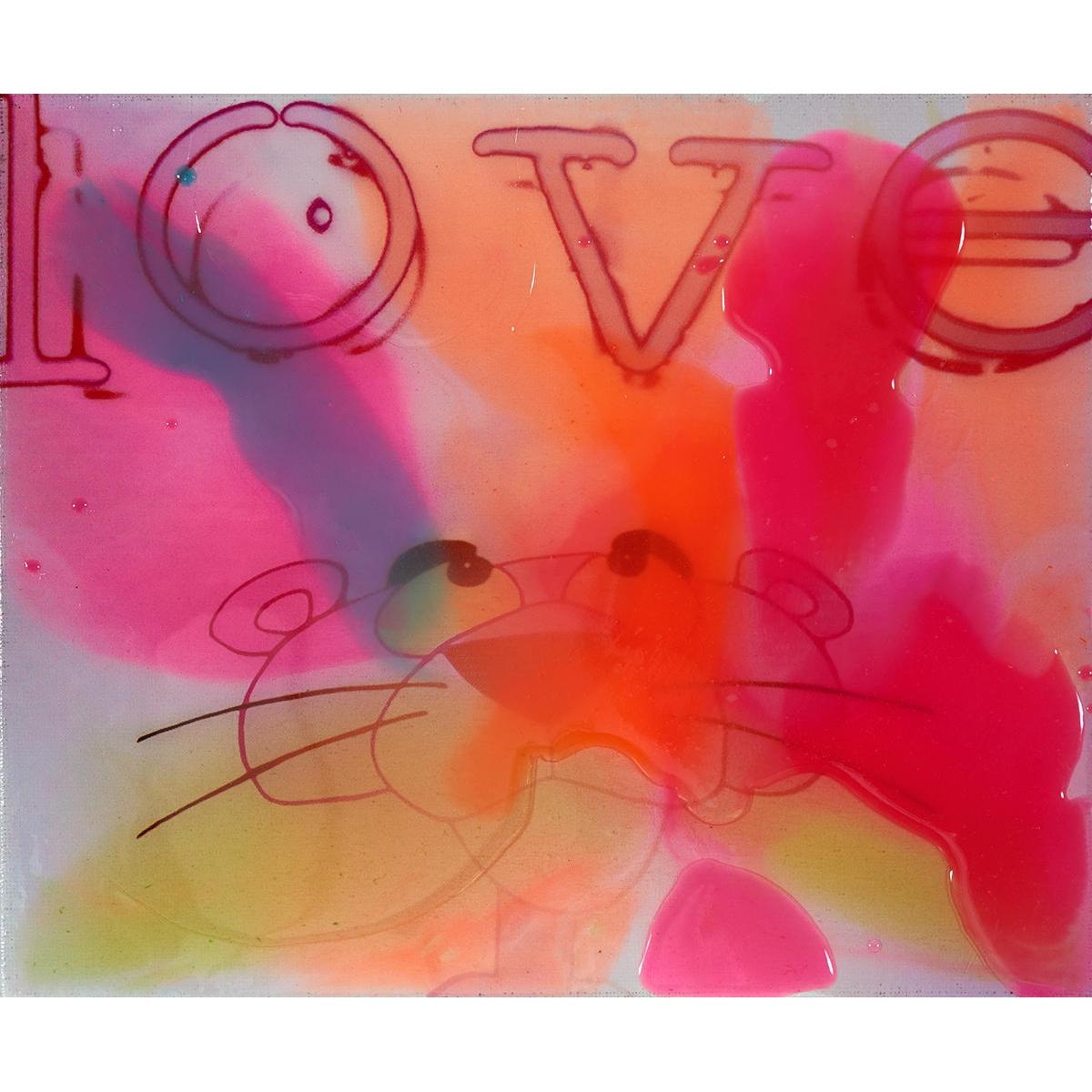 Pink Love von Jörg Döring