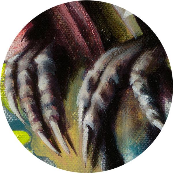 Darwin Fink I - Fine Art Editionen FancyPics