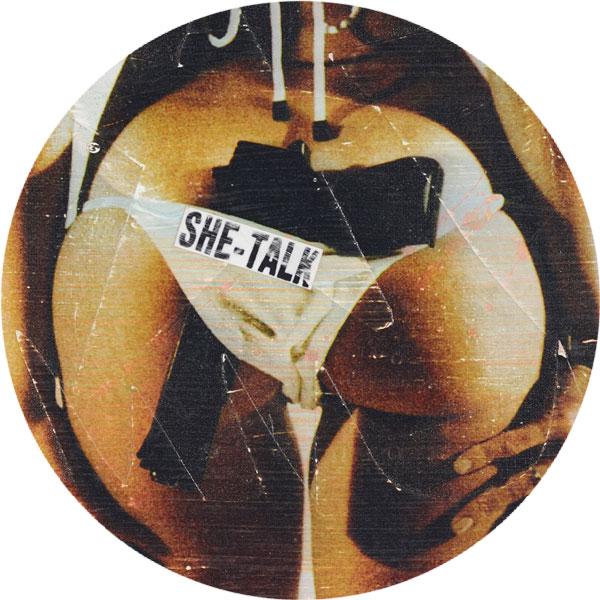 She Talk Nahaufnahme - FancyPics