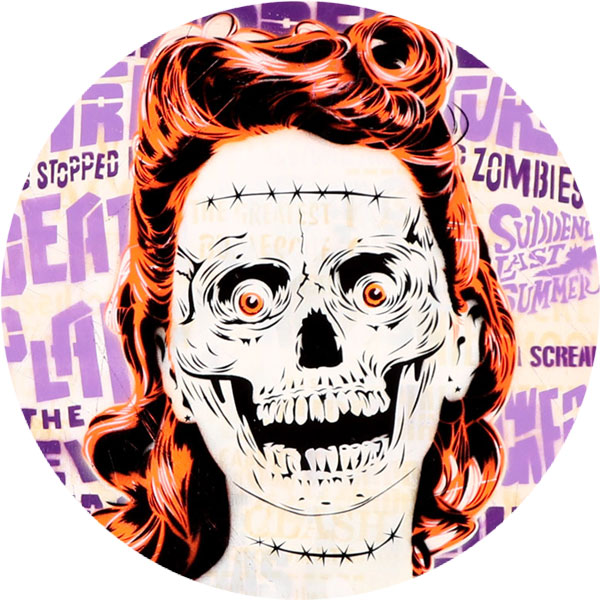 Candy muertos Nahaufnahme - FancyPics
