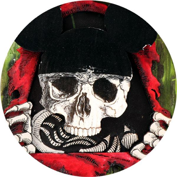 Dead Mouse (Green Edition) Nahaufnahme - FancyPics