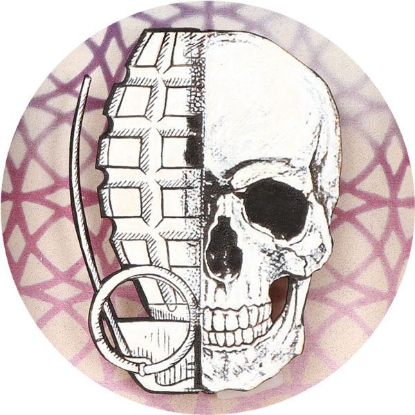 He Skull (Circle Edition) Nahaufnahme - FancyPics
