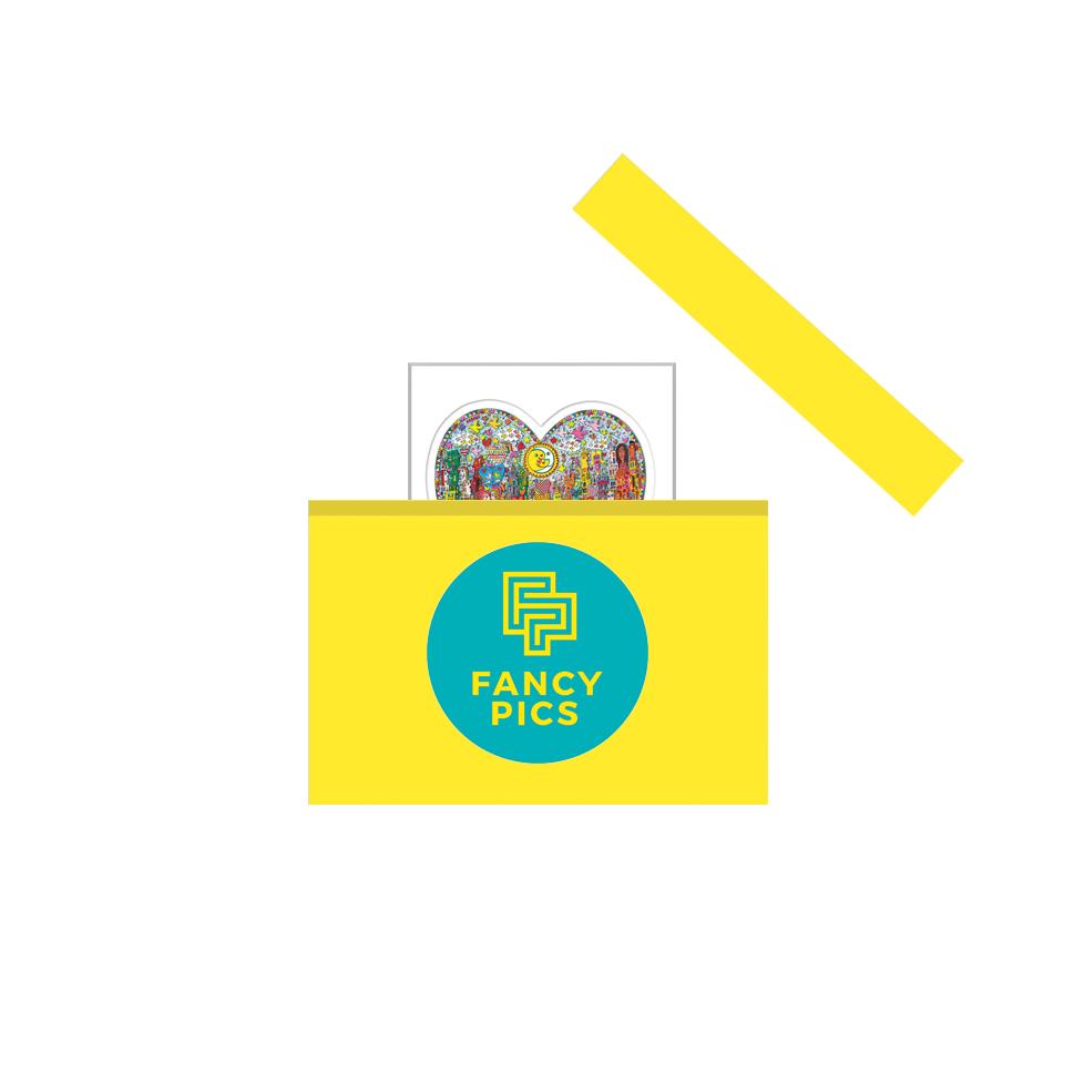 FancyPics - Auslieferung